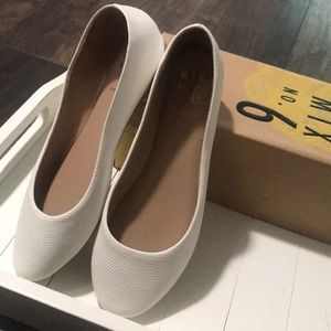 Mix 6 shoes ballet  flats Dalilah DSW
